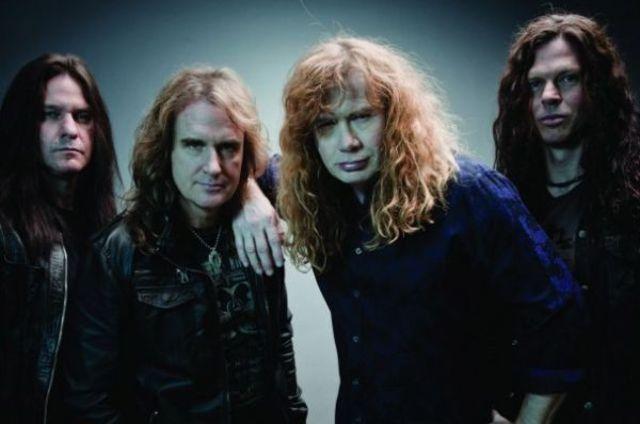 10 motive pentru care trebuie sa mergi la concertul Megadeth
