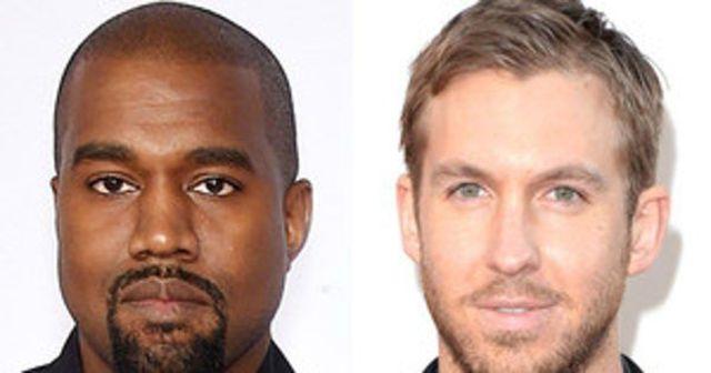 Calvin Harris isi doreste sa colaboreze cu...Kanye West