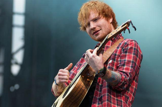 Ed Sheeran is back!