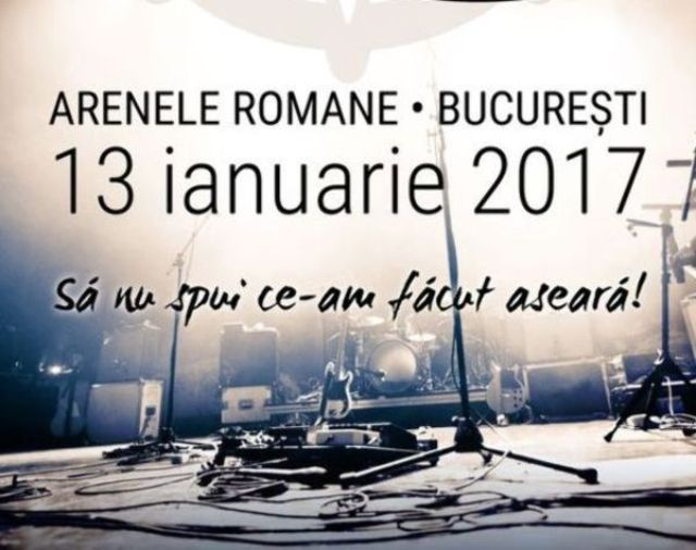 Adrian Despot, DJ Hefe si Andrei Cebotari (Zdob si Zdub) sunt invitatii speciali ai trupei Bosquito pe 13 ianuarie