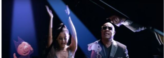 """Stevie Wonder a lansat clipul piesei """"Faith"""" feat. Ariana Grande"""