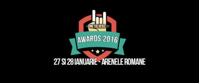 METALHEAD Awards 2016 si-a desemnat castigatorii