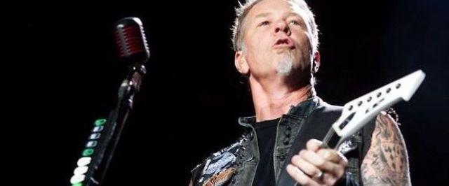 James Hetfield isi dorea sa distruga muzica disco