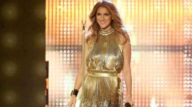 Celine Dion a postat un videoclip emotionant in onoarea sotului sau
