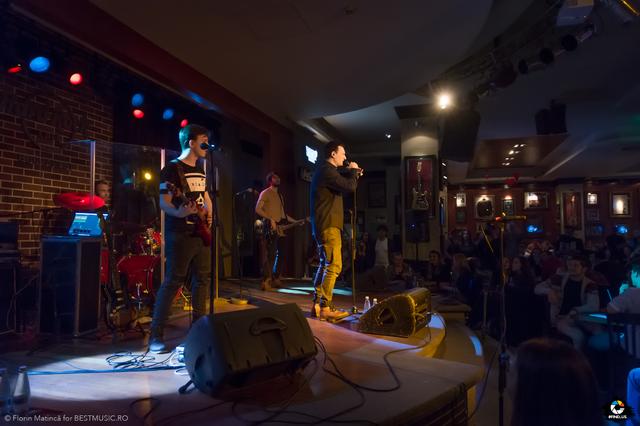 The Motans @ Hard Rock Cafe