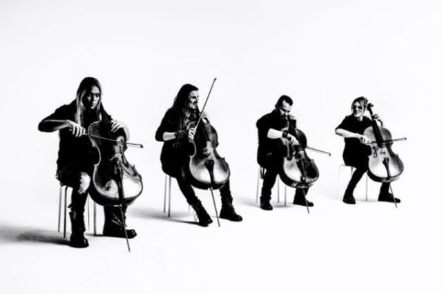 Apocalyptica: Show exclusiv de peste doua ore la Bucuresti
