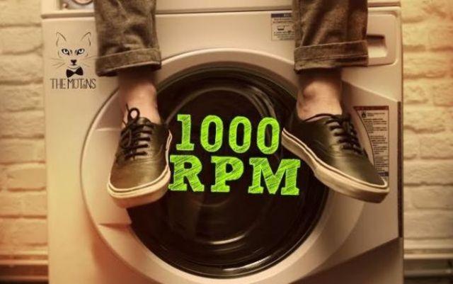 The Motans lanseaza piesa '1000 RPM cu videoclip oficial