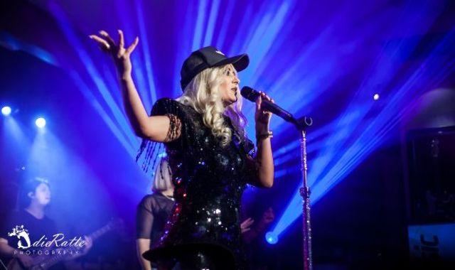 Poze de la concertul Delia @ Hard Rock Cafe