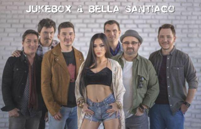 Jukebox & Bella Santiago au lansat primul single impreuna, 'Vocea Ta'