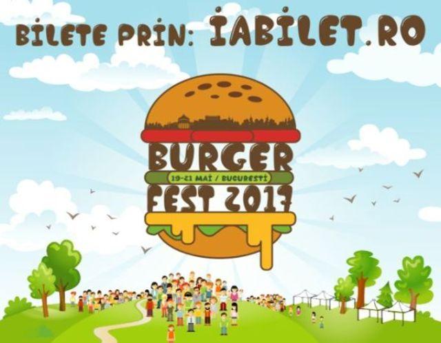 BURGERFEST 2017: Programul festivalului si regulile de acces