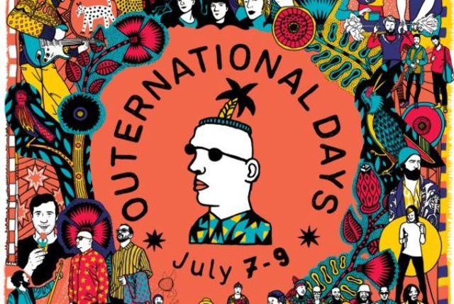 Outernational Days 2 incepe vineri, 7 iulie