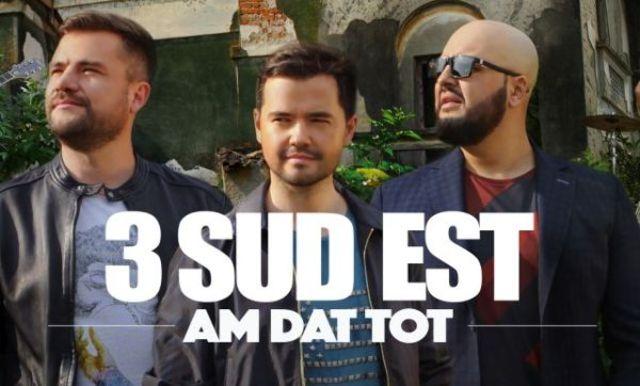 3 Sud Est a lansat piesa 'Am dat tot'
