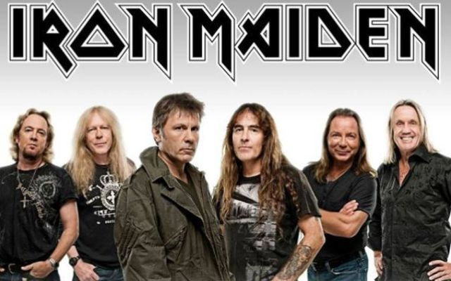 Iron Maiden vor lansa o carte de benzi desenate