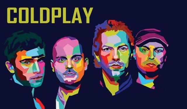 "Coldplay au lansat un lyric-video pentru piesa ""A L I E N S"""