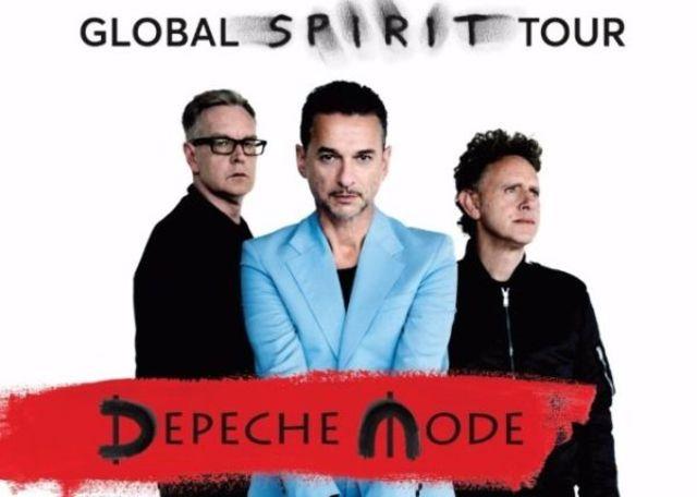 A inceput numaratoarea inversa pentru concertul Depeche Mode