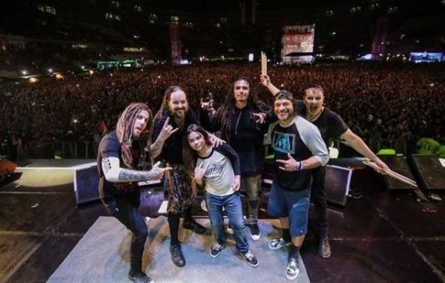 Robert Trujillo, basistul trupei Metallica, a vorbit despre primele concerte ale fiului sau, Tye