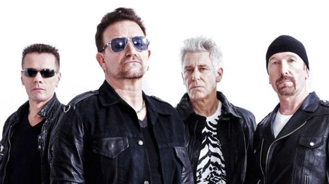 """U2 au lansat un nou videoclip - """"Blackout"""""""