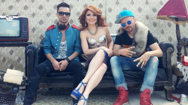 """Crush si Alexandra Ungureanu lanseaza """"Copiii din noi"""", o piesa cu un mesaj puternic"""
