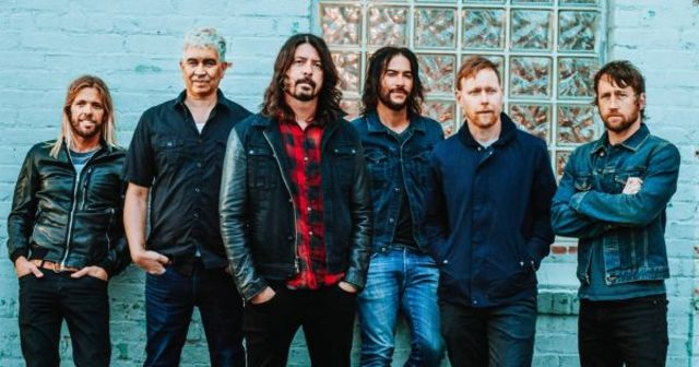 Foo Fighters sunt pe primul loc in top Billboard 200