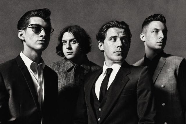 Arctic Monkeys se pregatesc pentru lansarea unui nou album