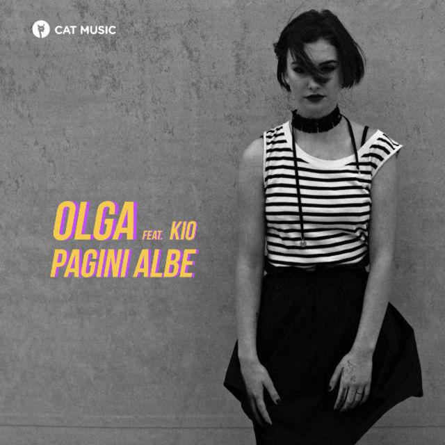 """Olga Verbitchi lanseaza cea de-a doua piesa din cariera: """"Pagini albe"""" (feat. Kio)"""