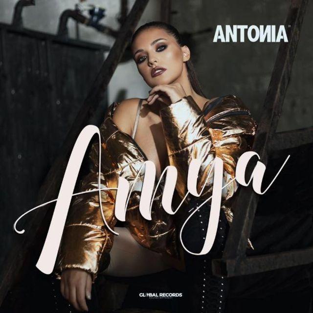 "ANTONIA a lansat ""Amya"" cu videoclip oficial"