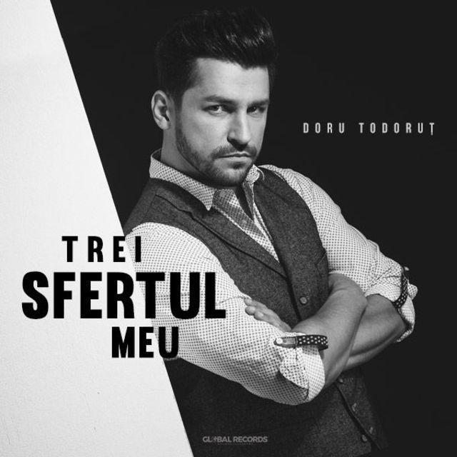"""Doru Todorut lanseaza single-ul """"Trei sfertul meu"""" si un nou concept muzical"""