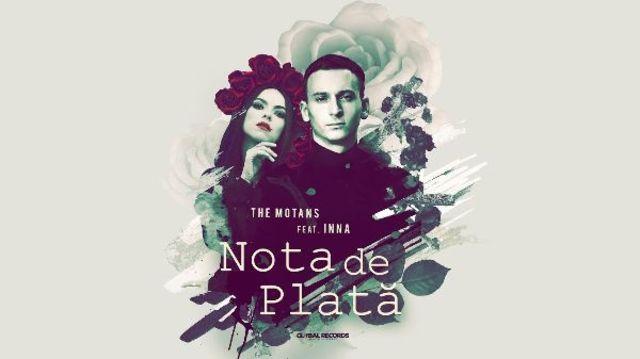 """The Motans si INNA – 10 milioane de vizualizari intr-o luna de la lansare pentru """"Nota de plata"""""""