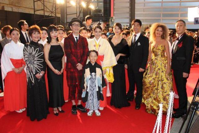 Alexandra Stan si-a facut debutul in cinematografia din Japonia