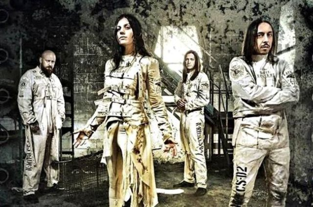 Sinheresy completeaza lineup-ul concertului Lacuna Coil si Cellar Darling