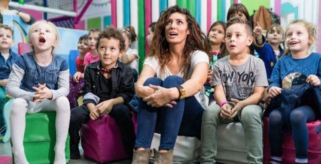 """Claudia Pavel spune ca fiul ei, Noah, are deja """"o voce de inger"""""""