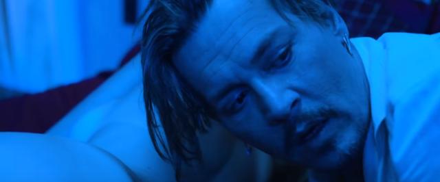 """Marilyn Manson a lansat cu clip pentru """"KILL4ME"""" in care apare si Johnny Depp"""