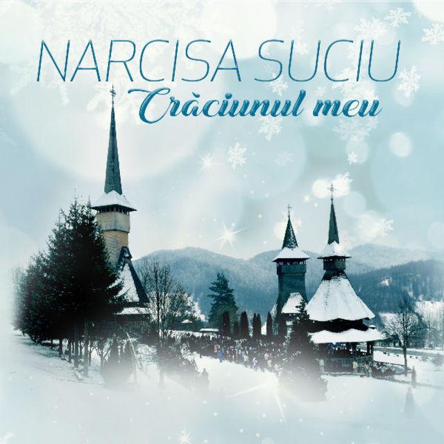 "Narcisa Suciu a lansat albumul de colinde ""Craciunul meu"""