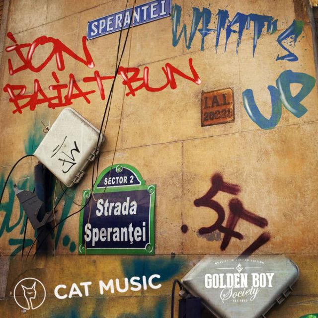 """Jon Baiat Bun lanseaza impreuna cu What's UP single-ul """"Strada Sperantei"""""""