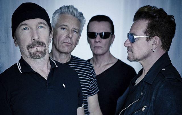 U2 este trupa cu cele mai multe bilete vandute in 2017
