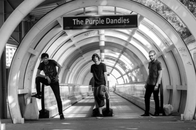 The Purple Dandies vor canta alaturi de Macanache & The Putreds