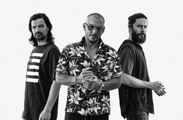 "Thirty Seconds To Mars au lansat single-ul ""Dangerous Night"""