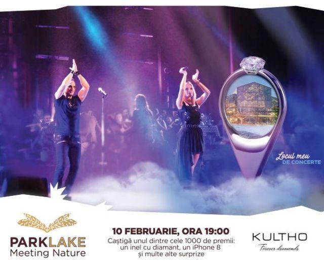 In luna februarie, iubirea este premiata la ParkLake!