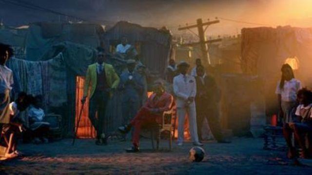 "Kendrick Lamar si SZA aduc stelele mai aproape in videoclipul ""All The Stars"""
