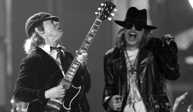 Axl Rose va canta in continuare impreuna cu AC/DC