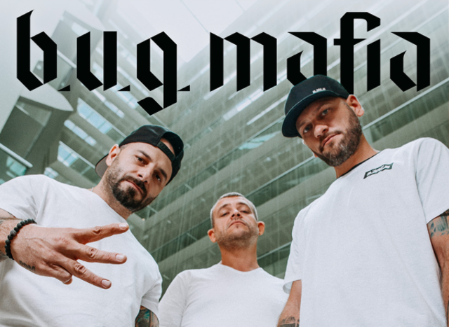 Nosfe, ALAN & KEPA si DJ Oldskull vor deschide concertul B.U.G. Mafia!