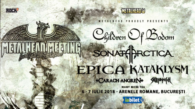 Metalhead Meeting 2018: Ultima saptamana de Earlybird