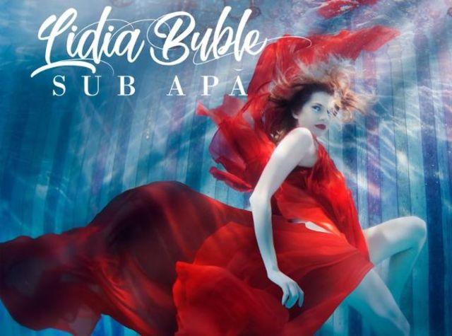 """Lidia Buble a lansat piesa si videoclipul """"Sub apa"""""""