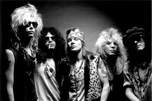 "Guns N' Roses lanseaza albumul ""Massive Appetite For Destruction"" intr-o editie speciala"