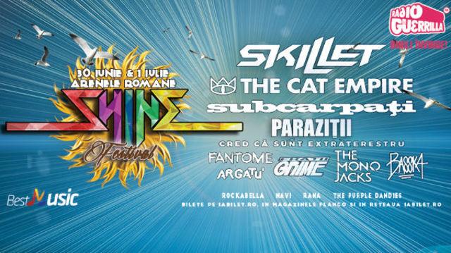 Program SHINE FESTIVAL 2018