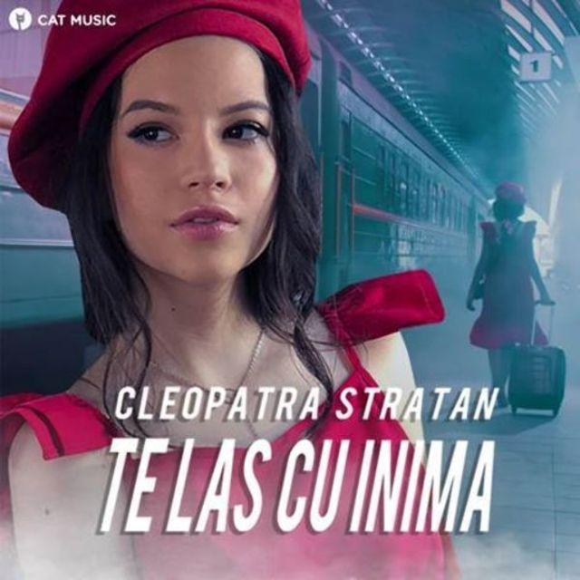 "Cleopatra Stratan este de nerecunoscut in noul ei videoclip: ""Te las cu inima"""