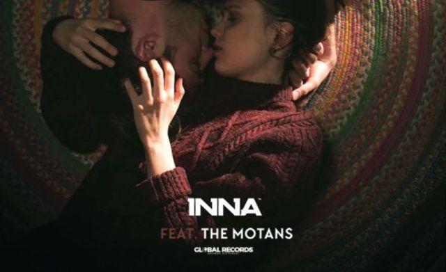 """INNA si The Motans – """"Pentru ca"""" - hitul verii, locul 1 pe Mediaforest"""