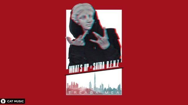 What's UP x Satra B.E.N.Z. au lansat o noua piesa cu videoclip filmat in Dubai, #Treaba Mea