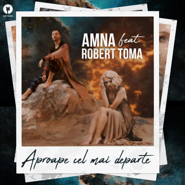 """AMNA si Robert Toma lanseaza """"Aproape cel mai departe"""": un single cu un clip inedit"""