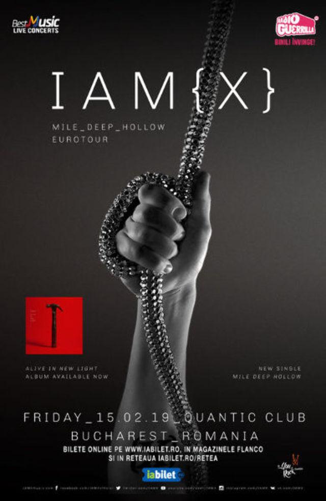IAMX in Quantic: Ultima saptamana de presale